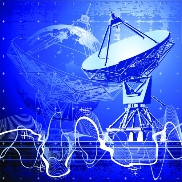 צלחות לווין, צלחת לווין